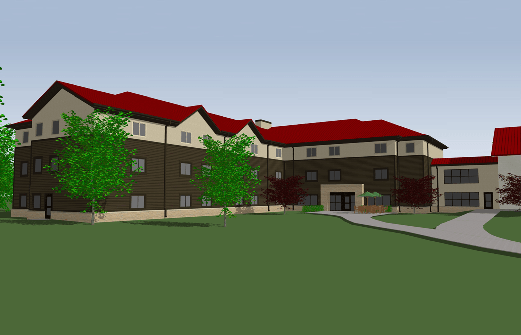 Saint Mary's to break ground March 13 on Brother William Hall
