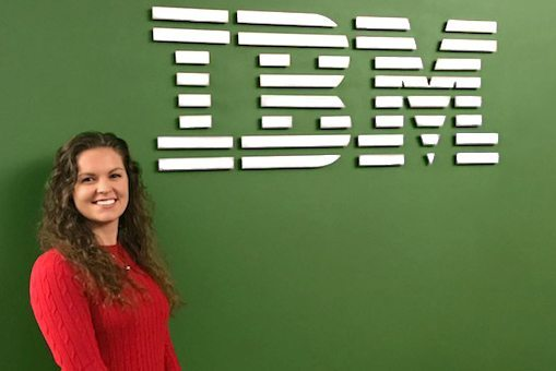 Courses are helping alumna excel at IBM
