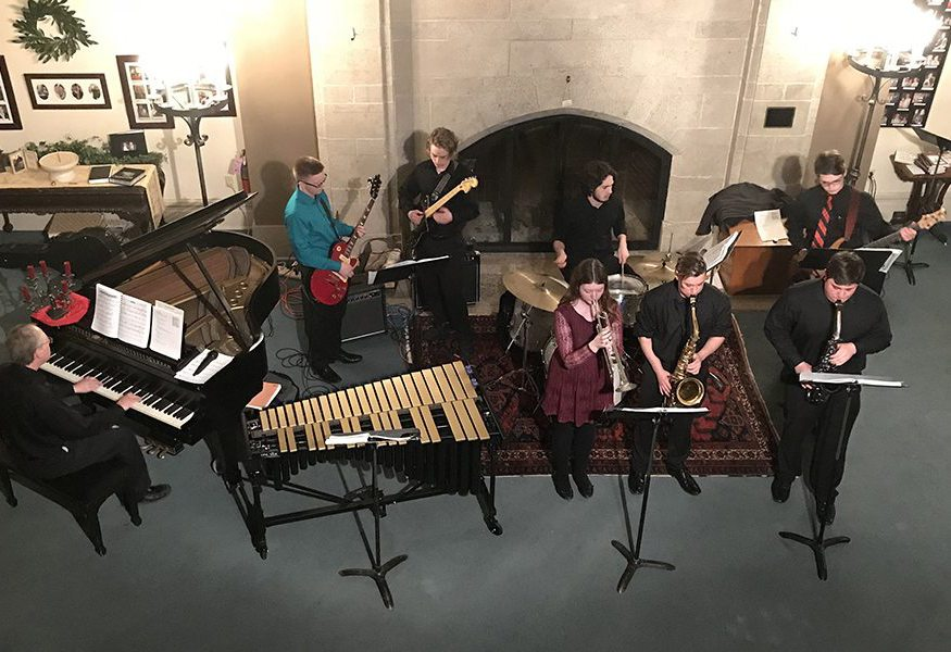 Jazz at Saint Mary's plays it forward