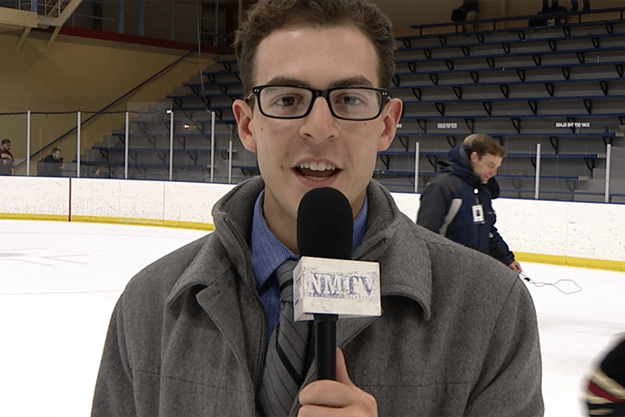 Turning a passion for sports into a broadcasting career