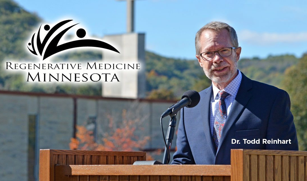 Saint Mary's receives 2016 Regenerative Medicine Minnesota Education Grant