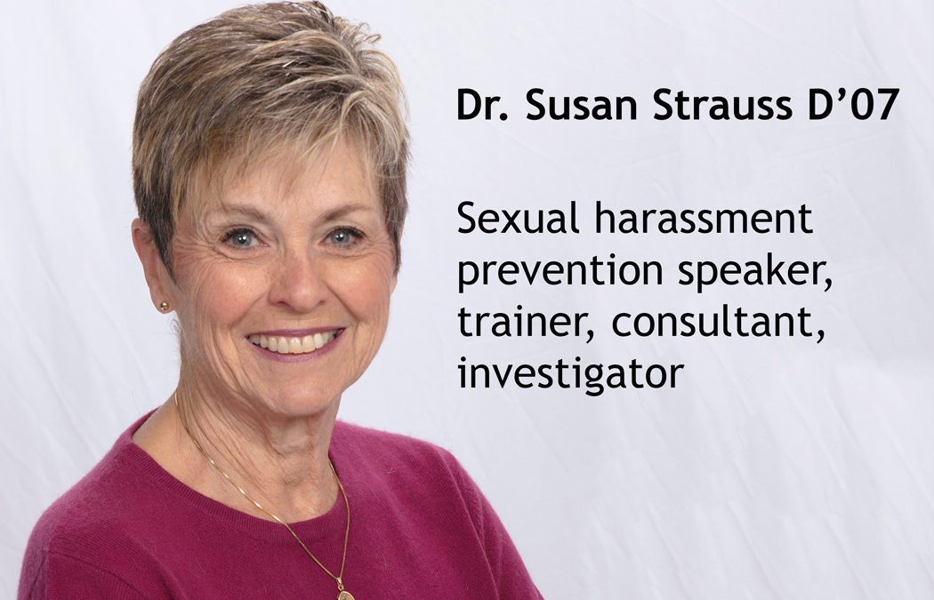 Fighting sexual harassment