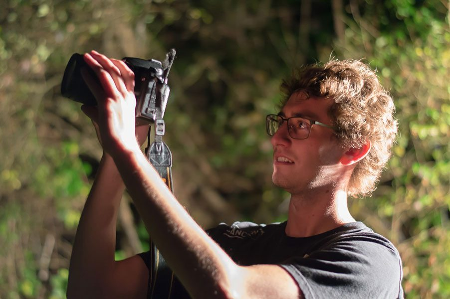 Lights, Camera, Action! Walterman accepted into top film school [video]