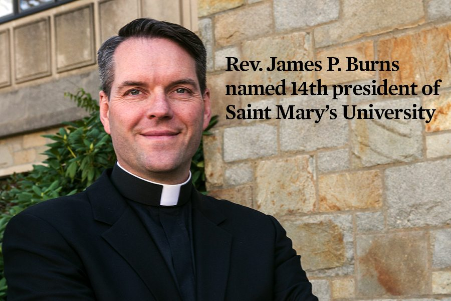 Boston College dean named 14th president of Saint Mary's
