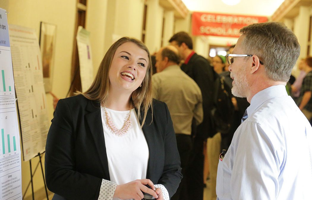 Saint Mary's Celebration of Scholarship includes 157 student presentations