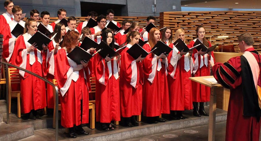 Chamber Singers toured San Francisco area