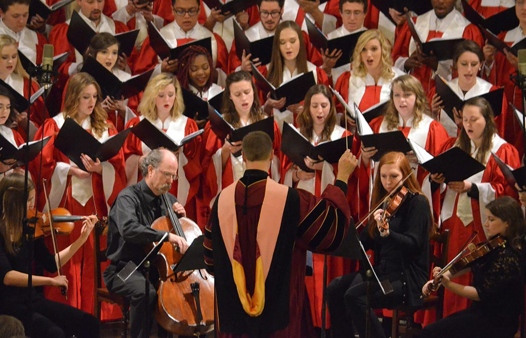 Saint Mary's and Winona State present joint choir concert April 28