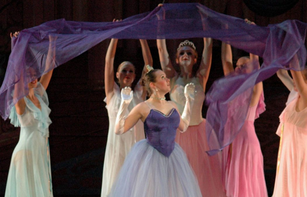 MCA Dance Repertory Company presents 'Cinderella' at Saint Mary's April 20-22