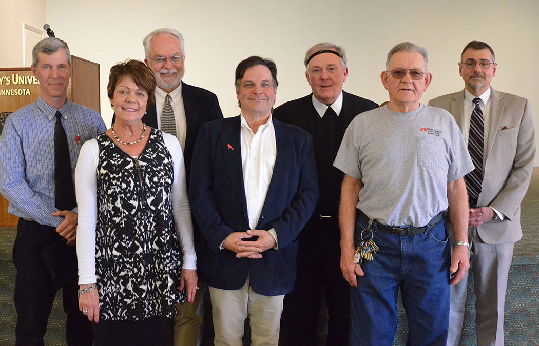 Faculty and staff honored for dedication