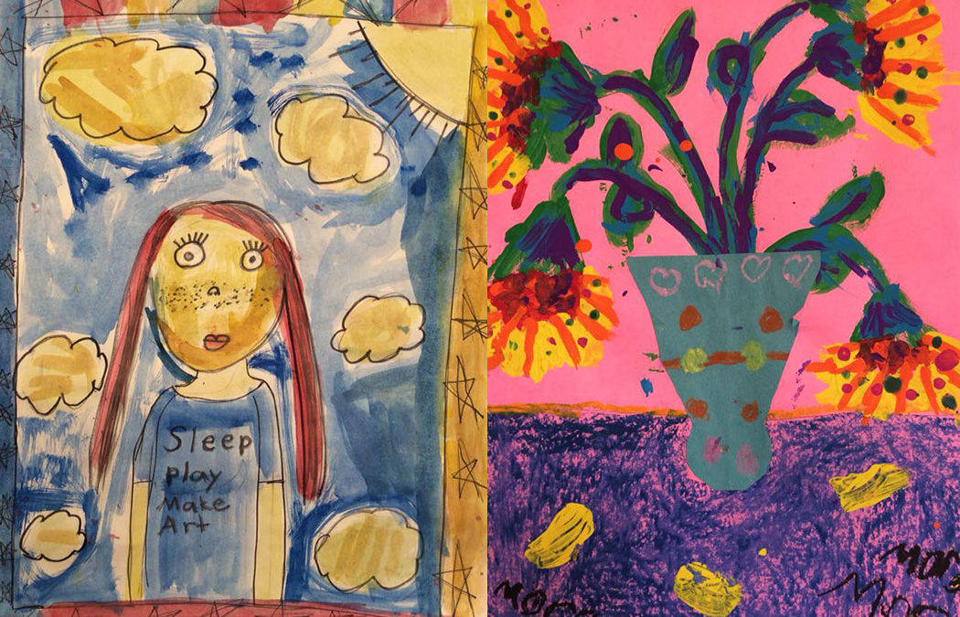 Local student artwork on display throughout April at MCA