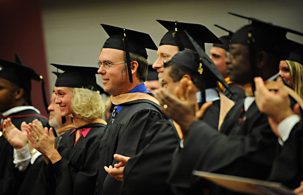 Adult learners graduate Oct. 13 on Saint Mary's Twin Cities Campus