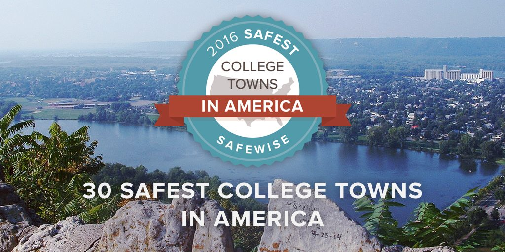 Winona named Safest College Town in America