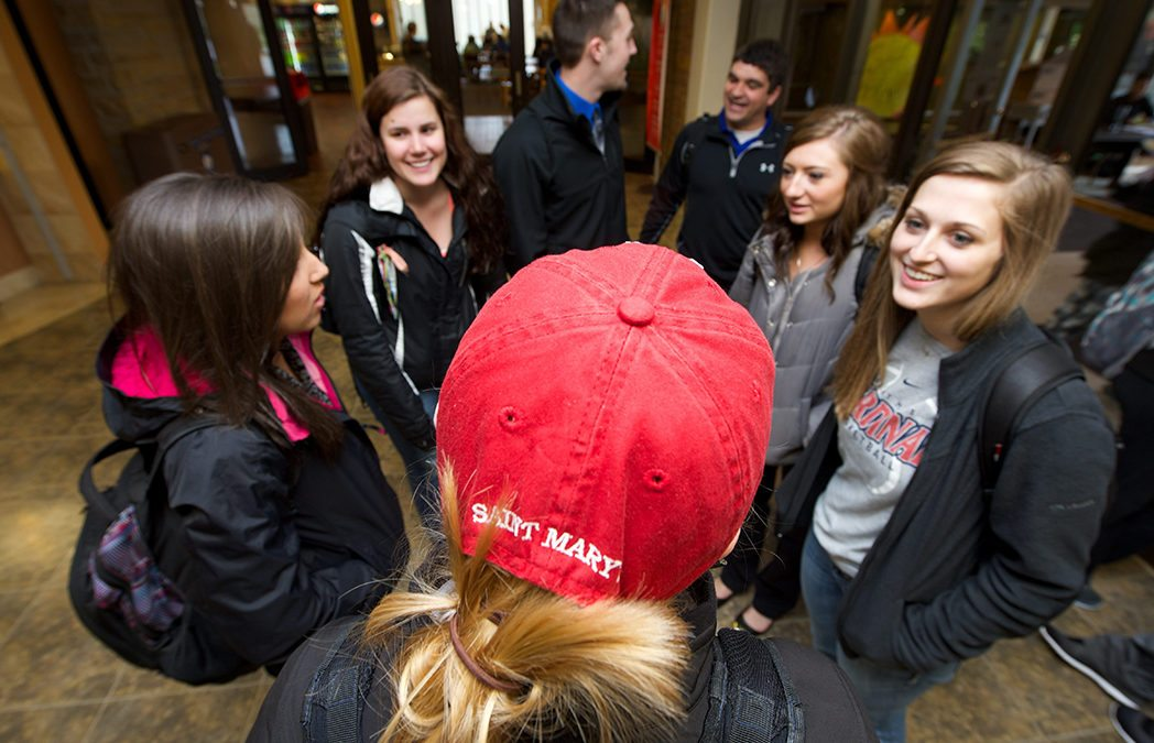 "Saint Mary's ranks in Top 50 of U.S. News ""Best Regional Universities"" list"