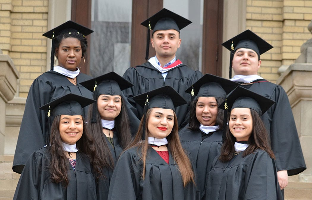 First generation students achieve dream of college graduation