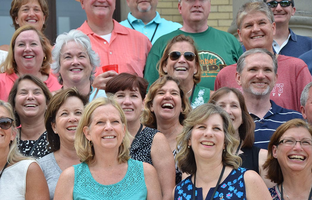 Saint Mary's welcomes 400 alumni for Reunion Weekend [video]