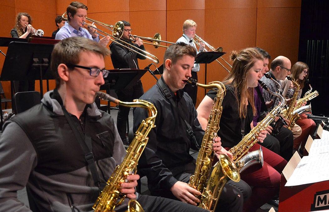 Jazz at Saint Mary's announces 2018-19 season
