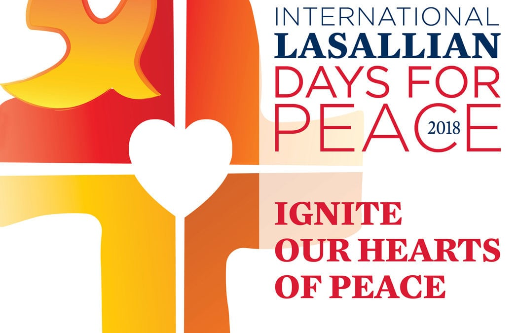 Celebrate peace with events on campus