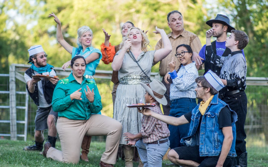 Page Series presents free picnic operetta in the park