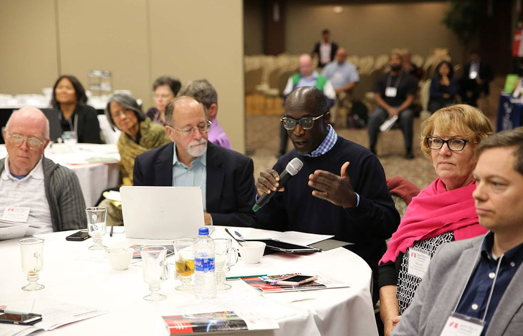 International symposium draws Lasallians from 11 countries