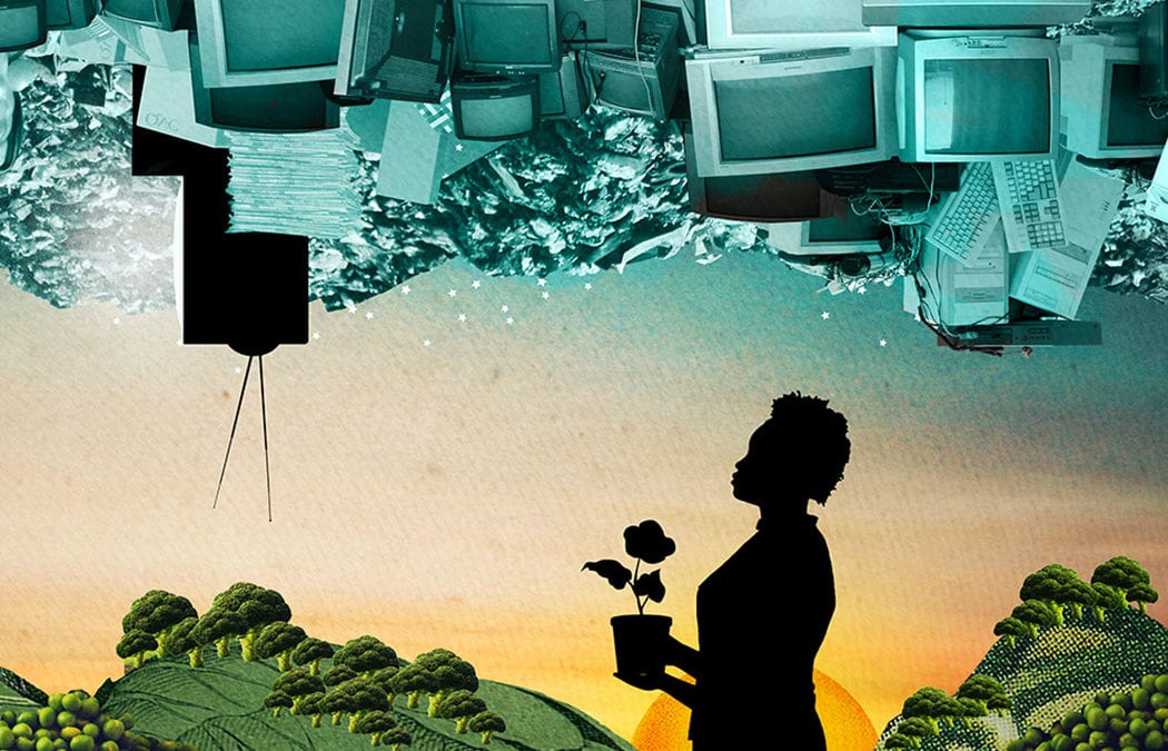 Page Series presents Manual Cinema in 'The End of TV'