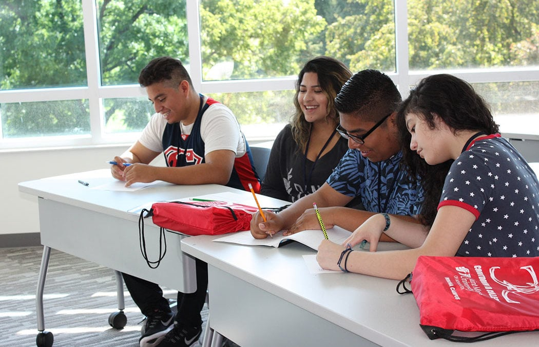 Countdown to College helps students prepare for higher education
