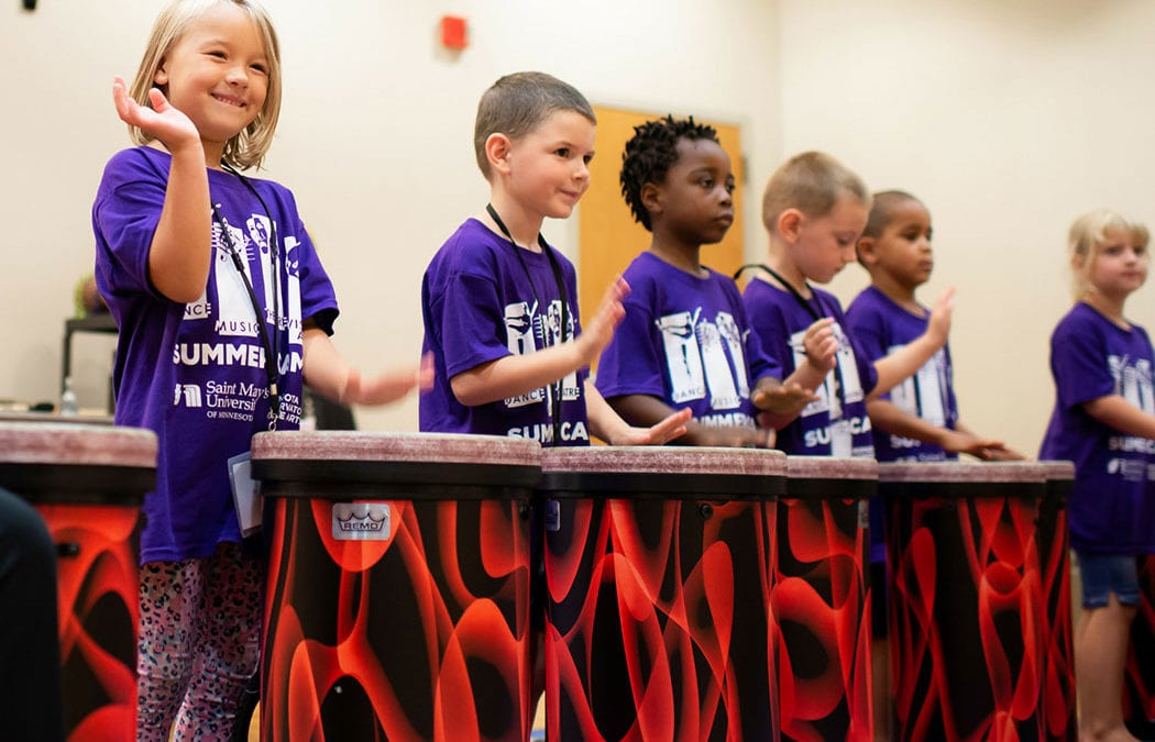 Minnesota Conservatory for the Arts puts BK-5K grant to good use