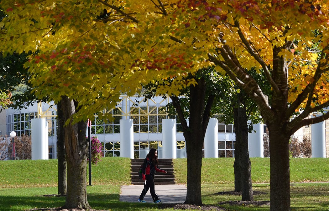 Saint Mary's University ranked in top 30 Most Beautiful College Campuses in the Fall