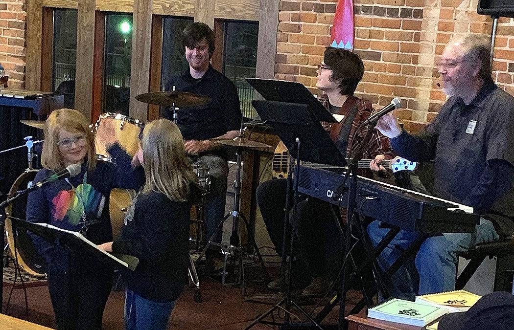 February Jazz Jam to support Misato ambassadors