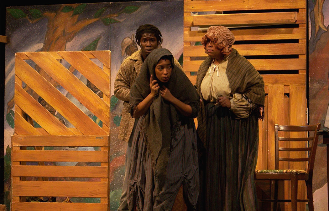 Saint Mary's Page Series to present 'Harriet Tubman and the Underground Railroad'