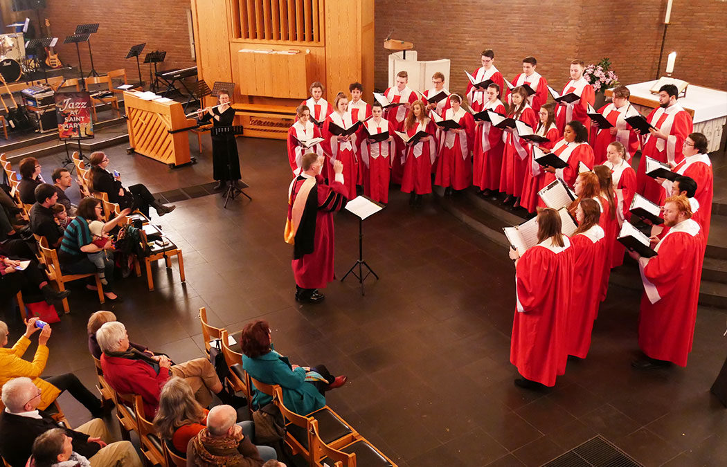 Saint Mary's Department of Music to present spring choir concert April 27