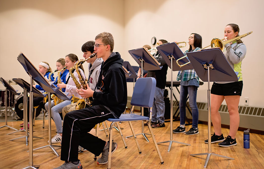MCA invites public to spring jazz performances