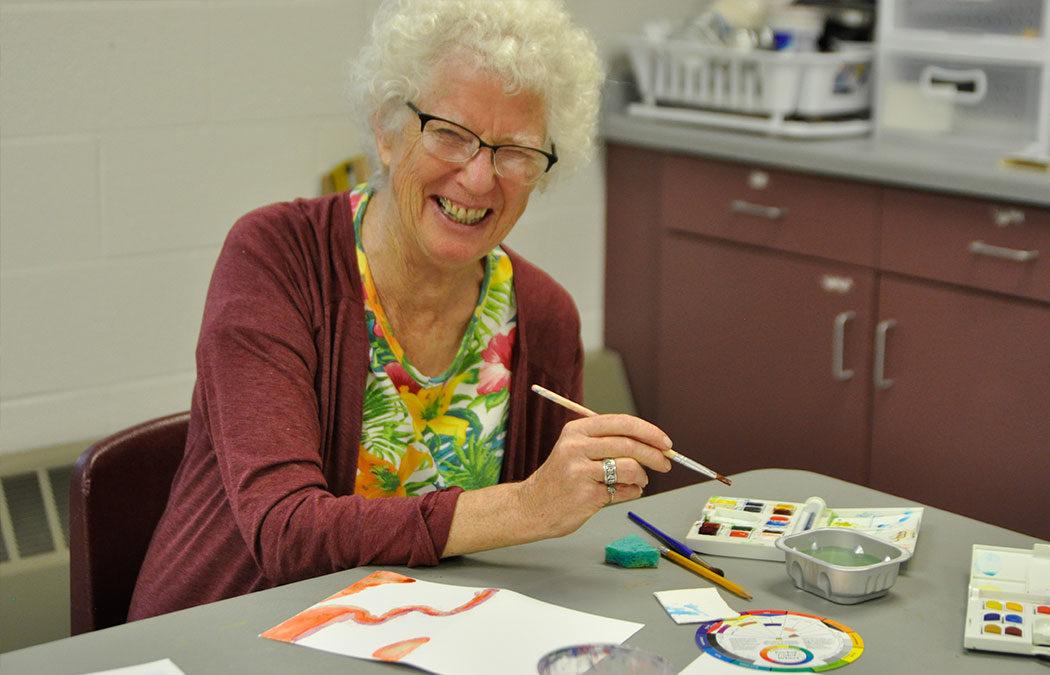 MCA offers art workshops for older adults