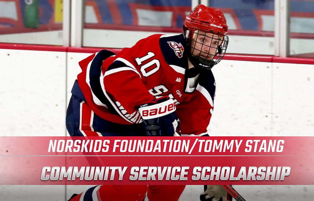 Cardinals' Stang has scholarship named in his honor by NorsKids Foundation