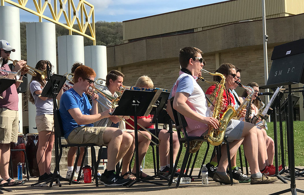 Jazz at Saint Mary's to host concert in the plaza