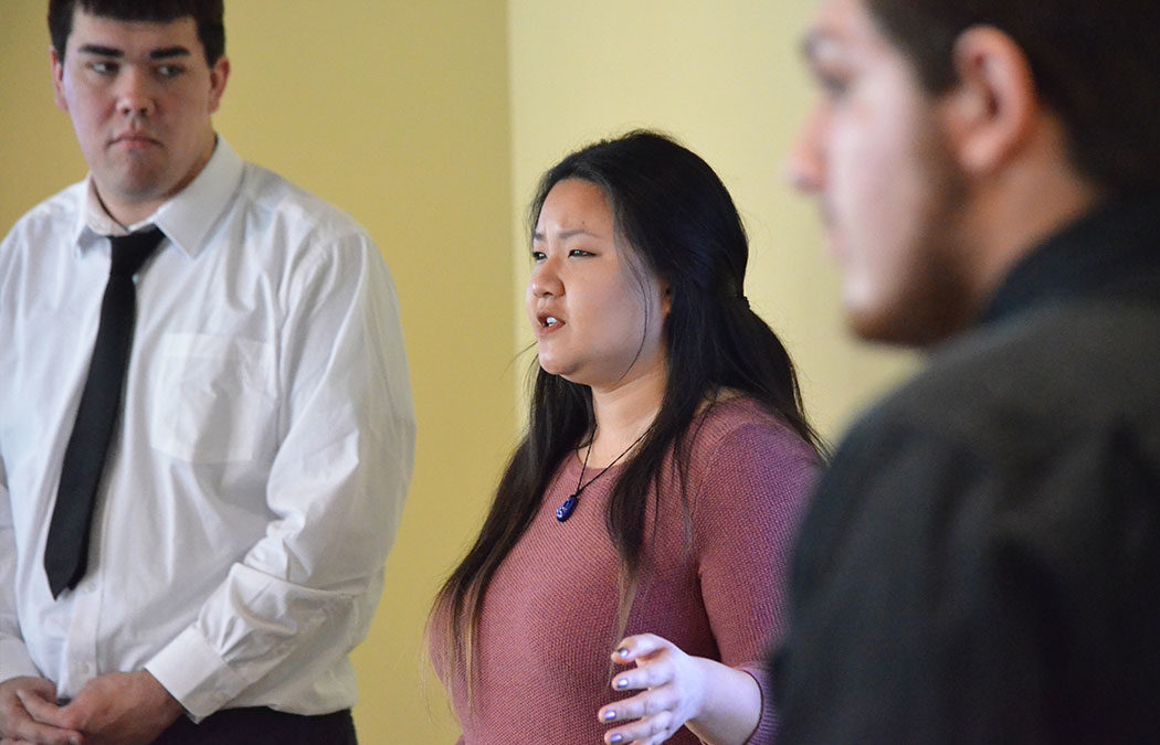Saint Mary's University and MSC Southeast work together on student design challenge