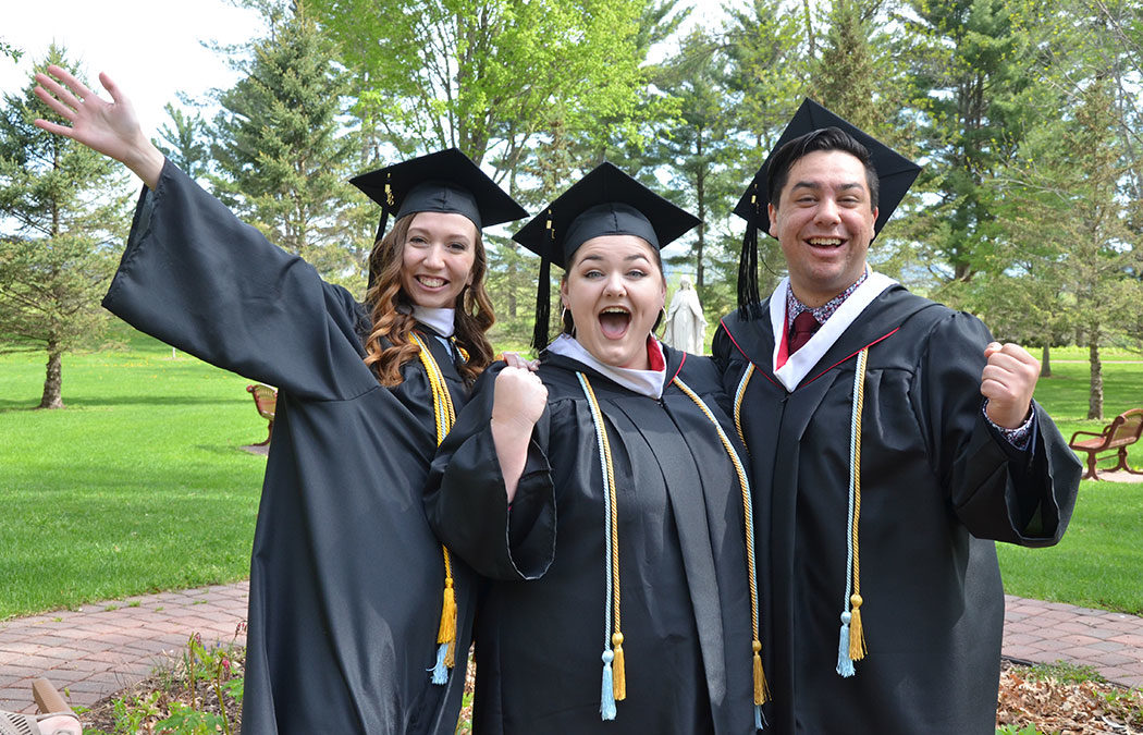 Saint Mary's commencement set for May 11