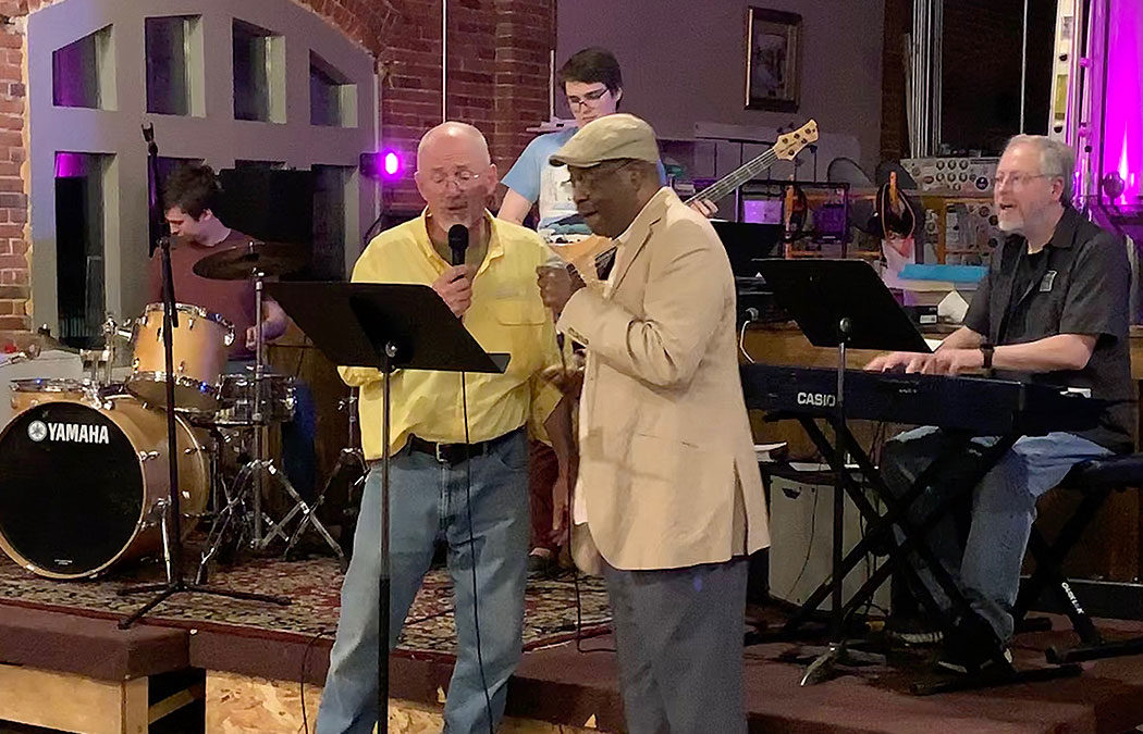 May Jazz Jam to honor veterans
