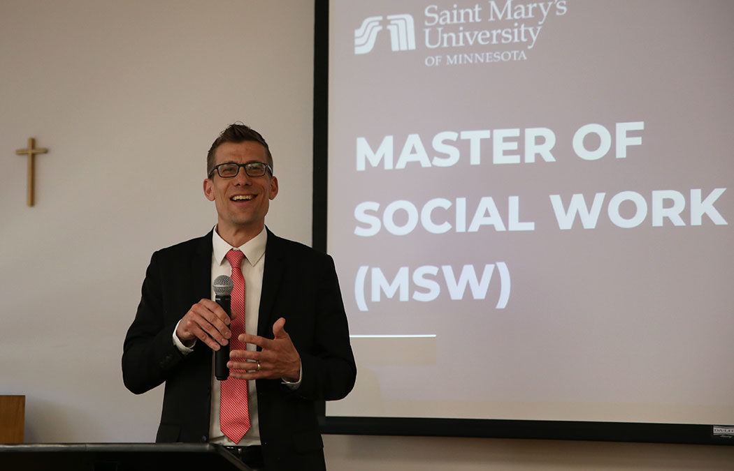 Saint Mary's University launches online Master of Social Work