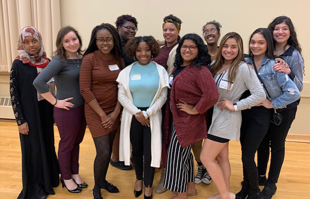 Female students attend 2nd annual Women of Color Summit