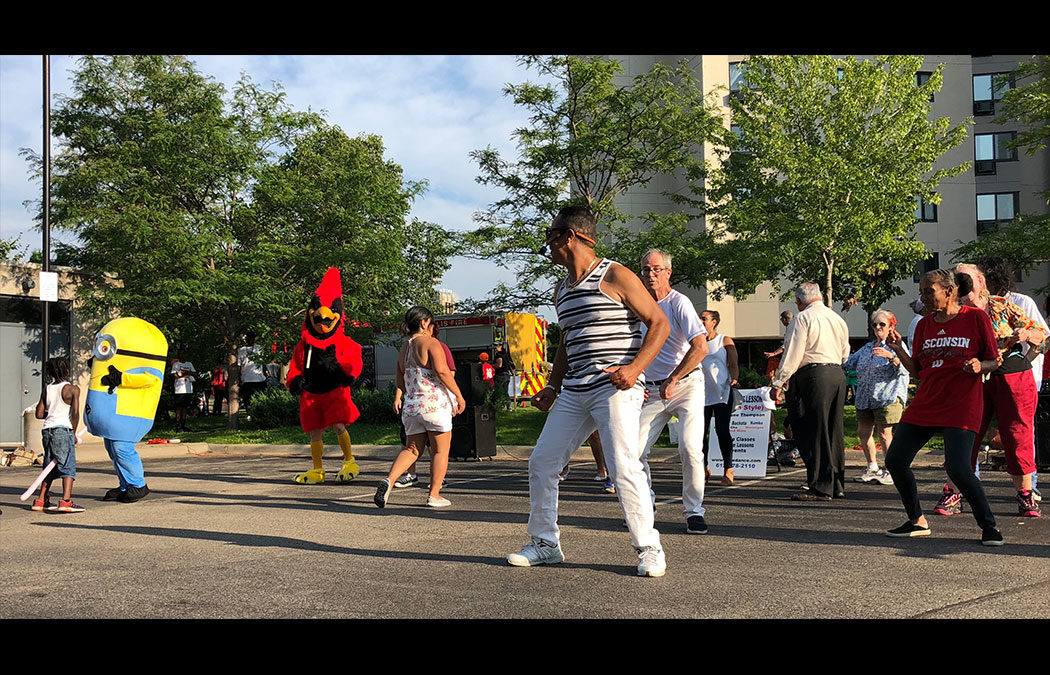 Saint Mary's to participate in Phillips West Neighborhood National Night Out
