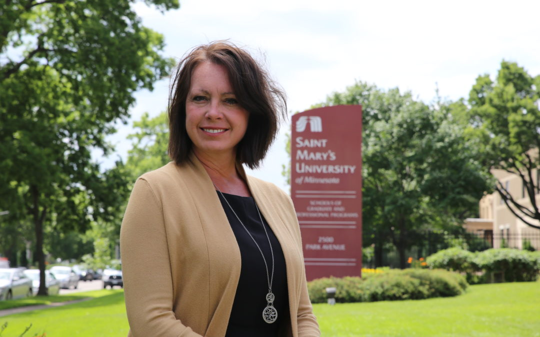 Alumna shares passion for teaching through leadership