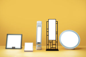 LED Lamp products by Circadian Optics