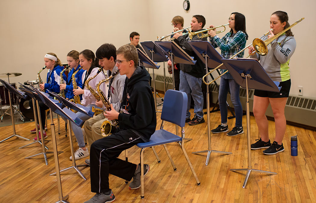 MCA jazz combos to perform two community concerts