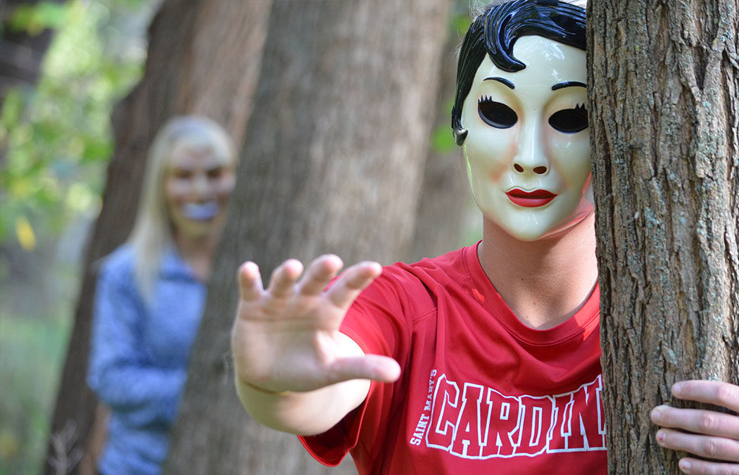 Get set to scream at annual Walk of Horror