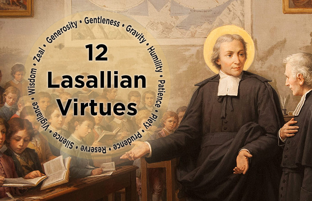 Lilly Fellows grant to allow committee to develop rubric for 12 Lasallian virtues