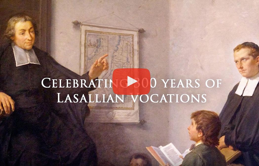 Celebrating a 300-year Lasallian heritage