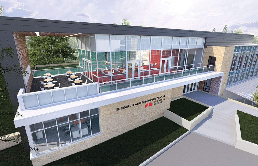 Anonymous donor pledges $5 million matching grant to renovate Adducci Science Center