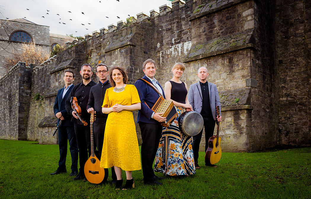 Page Series to present internationally acclaimed Irish ensemble Danú Feb. 27