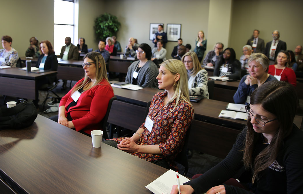 16th annual Doctoral Research Symposium highlights student work