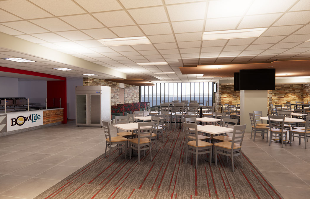 Chartwells, Saint Mary's to renovate Cardinal Club, provide expanded meal plan options